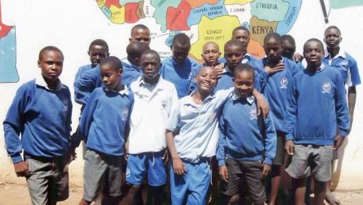 Letter of thanks from Jolaurabi Primary School, Mombasa