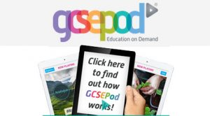 GCSE Pod - How to register
