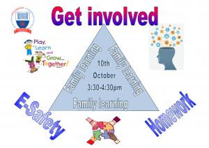 Family Learning Session - 10th October 2018