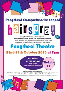 Hairspray Jr the Musical
